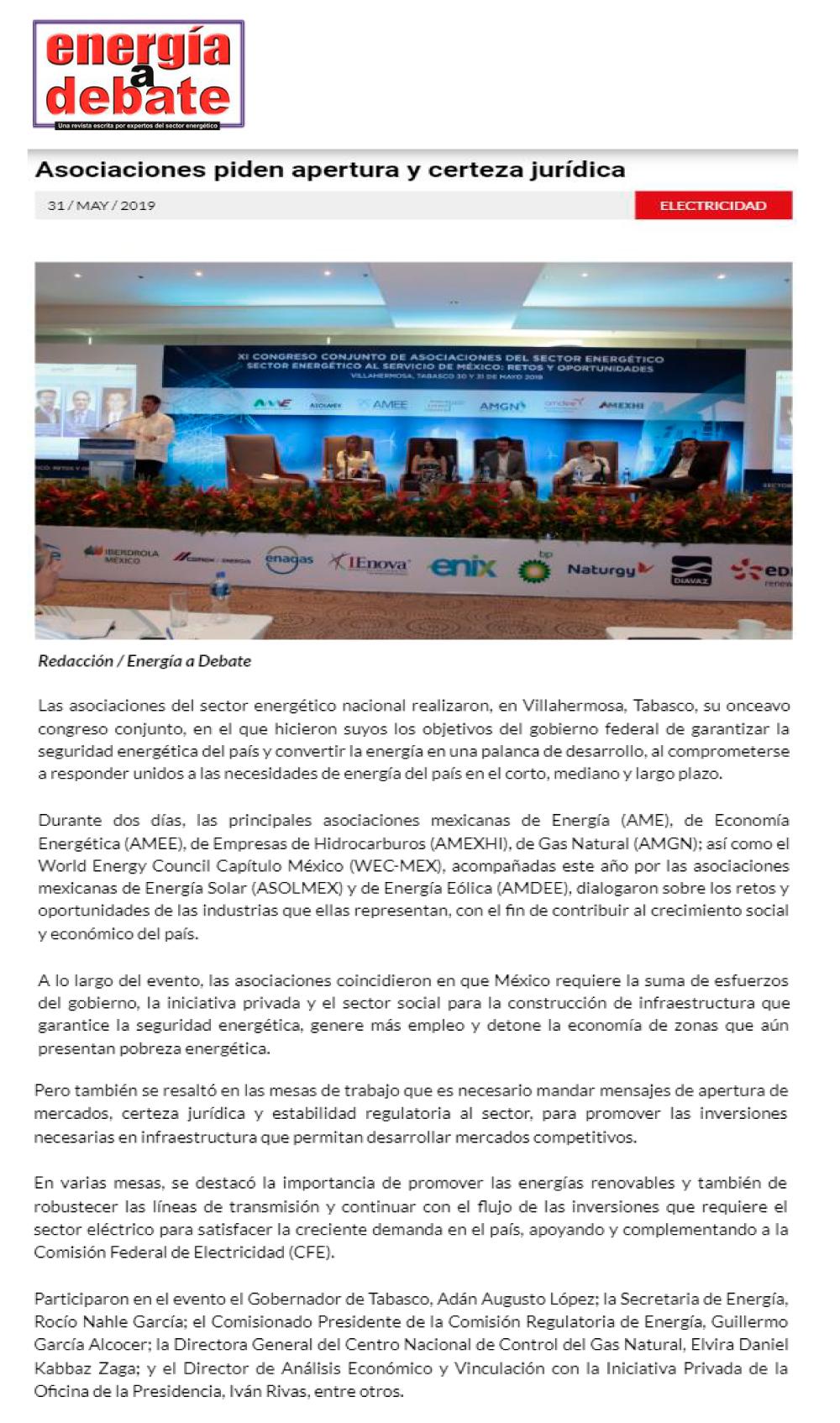 AMGN_Notas_31_Mayo_Energia_A_Debate